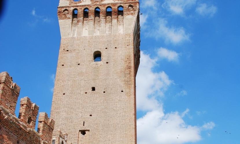 Mastio castello Villimpenta