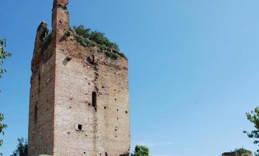 Torre della Fame, Castel d'Ario Mantova