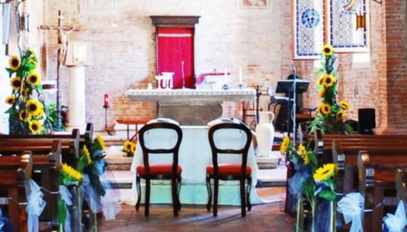 Altare Pieve di Barbassolo