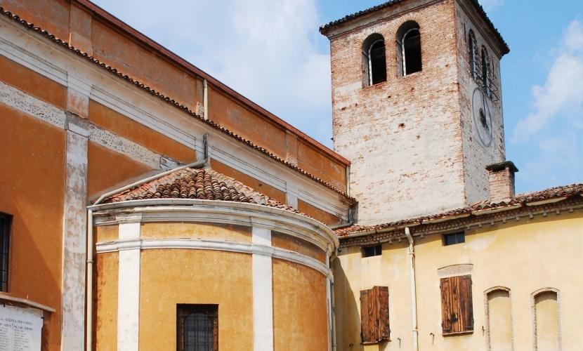 Campanile di Bagnolo San Vito