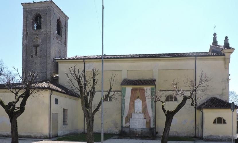 Campanile Parrocchia di Castiglione Mantovano