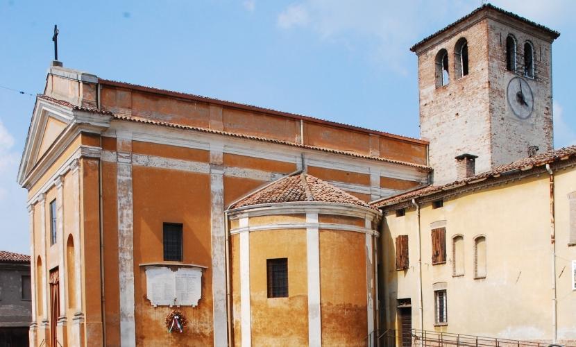 Campanile della Chiesa Parrocchiale di Bagnolo San Vito