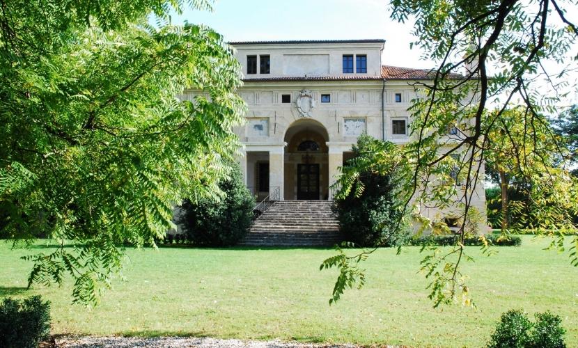 Villa Zani a Villimpenta