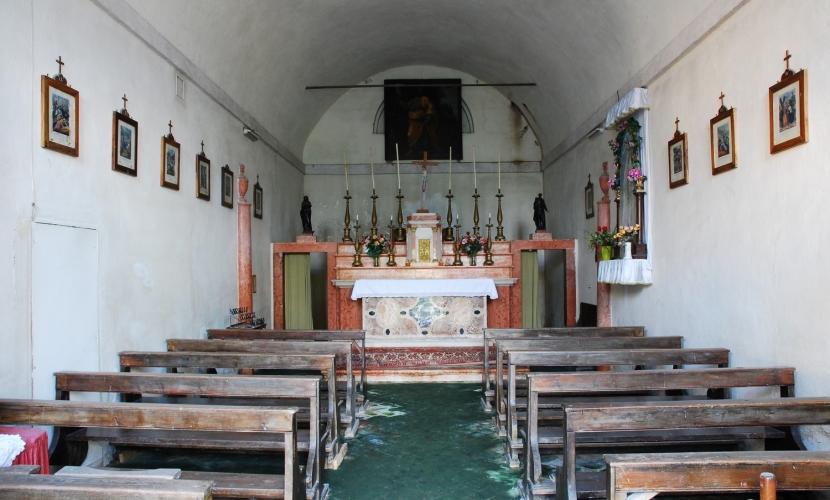 Oratorio di Cortalta, Mantova