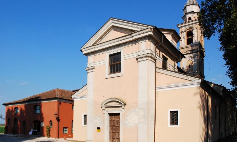 Chiesa di Susano