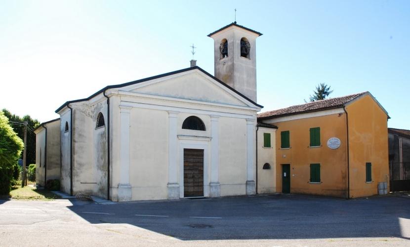 Chiesa di Villanova Maiardina