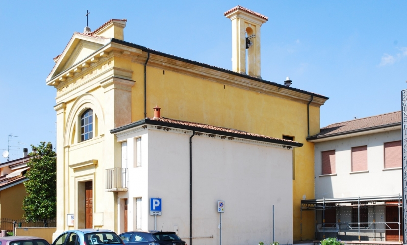 Oratorio di Mottella, San Giorgio di Mantova