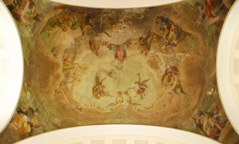 Pitture Parrocchiale di Castelbelforte