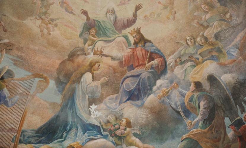 Pitture Parrocchiale di Castel d'Ario