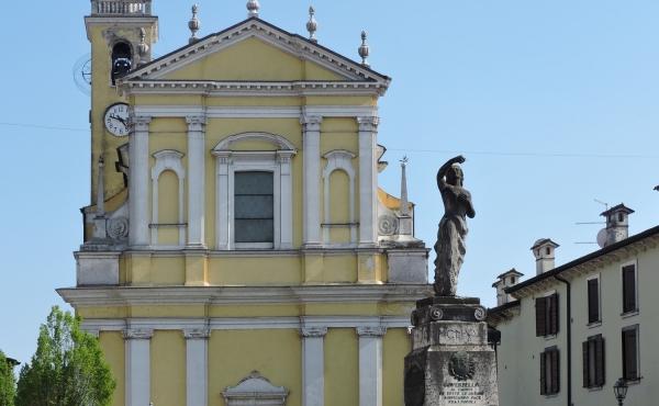Chiesa Parrocchiale di Roverbella