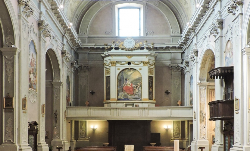 Chiesa di Roverbella