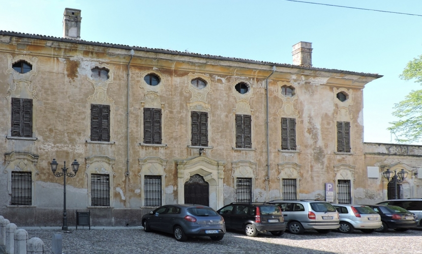 Villa Gobio, Roverbella