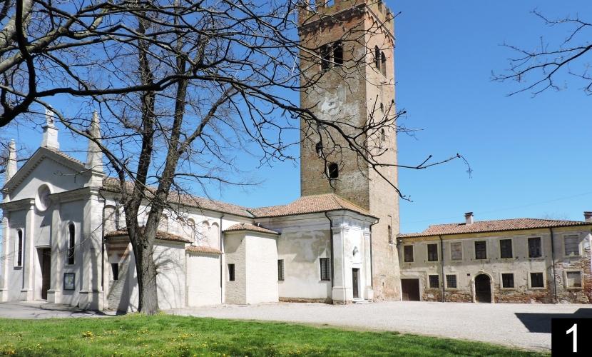 Chiesa e Torre di Canedole