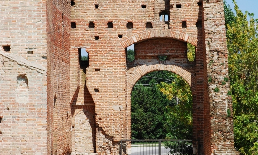 Castello di Villimpenta, Mantova